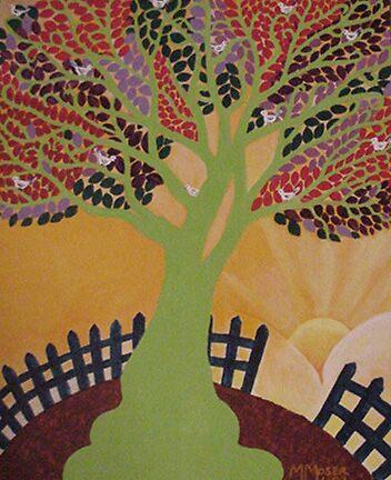 Ana's Tree by Monica Moser
