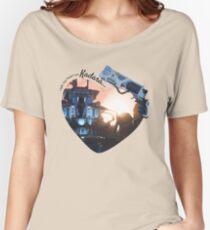 I left my heart on Kadara Women's Relaxed Fit T-Shirt