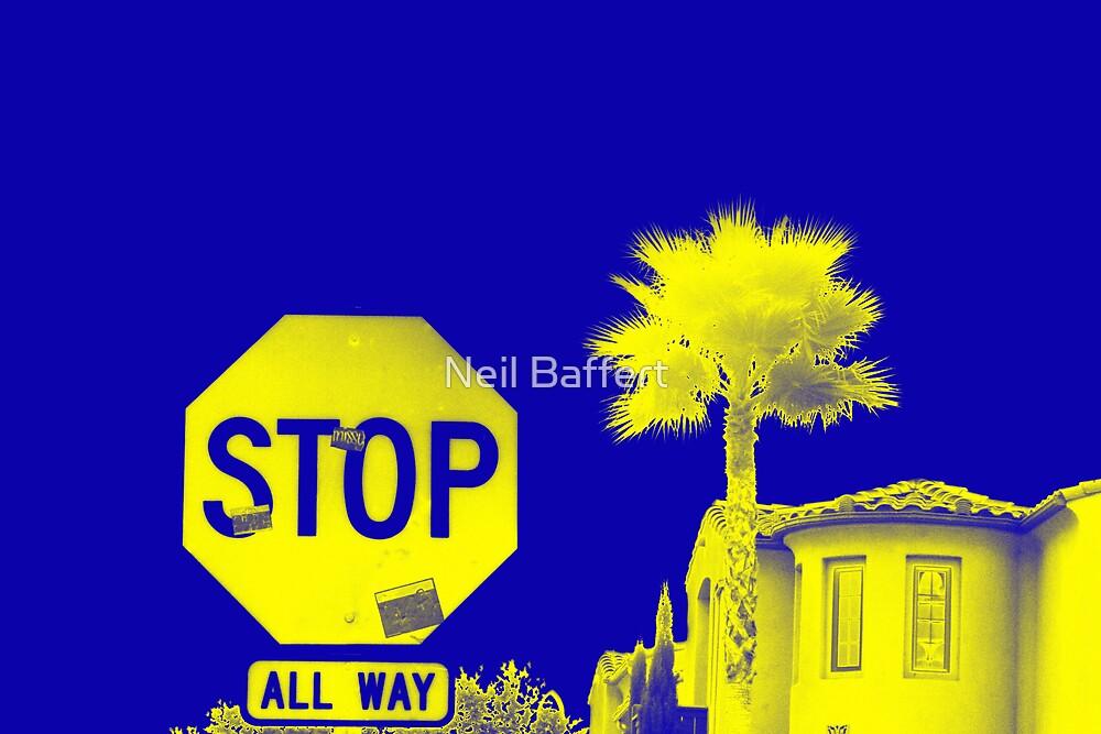Stop All Way by Neil Baffert