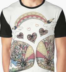 Love Sweet Love Graphic T-Shirt