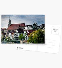 Fairy Tale Town, Tübingen, Germany Postcards