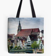 Fairy Tale Town, Tübingen, Germany Tote Bag