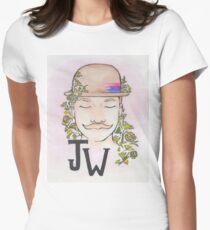 John Watson Minimalist  Womens Fitted T-Shirt