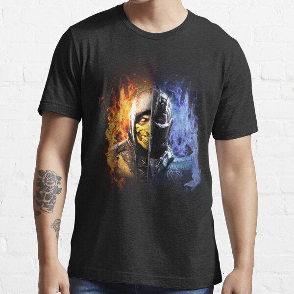 Mortal Kombat X Essential T-Shirt