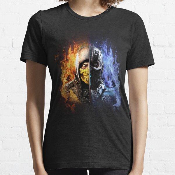 une chemise qui rassemble les 2 protagonistes T-shirt essentiel