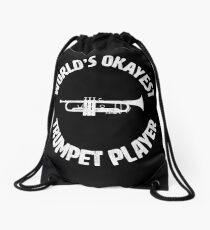 Trompete | Welten Okayest Trompeter Rucksackbeutel
