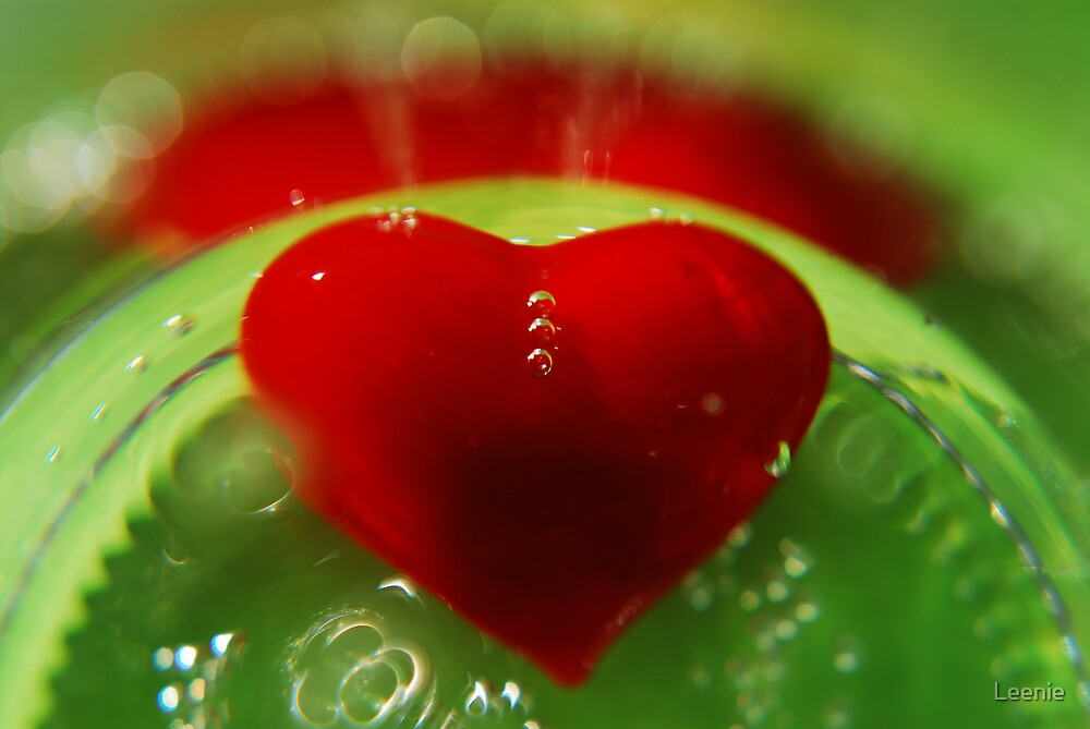 Bubbles Of Love by Leenie