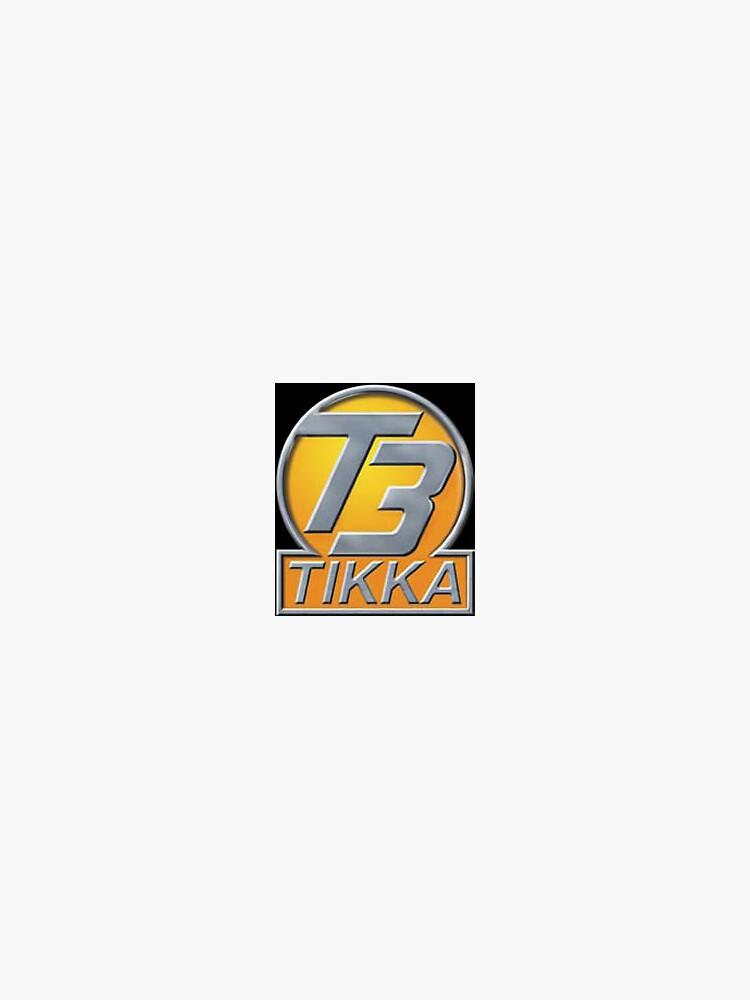Tikka T3 Logo by cjsmitty128