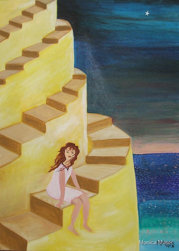 Spiral by Monica Moser