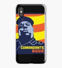 Comandante Notorious BIG Biggie Smalls Hip Hop Revolución iPhone Case/Skin