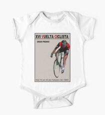 VUELTA CICLISTA: Vintage Bike Racing Advertising Print Kids Clothes