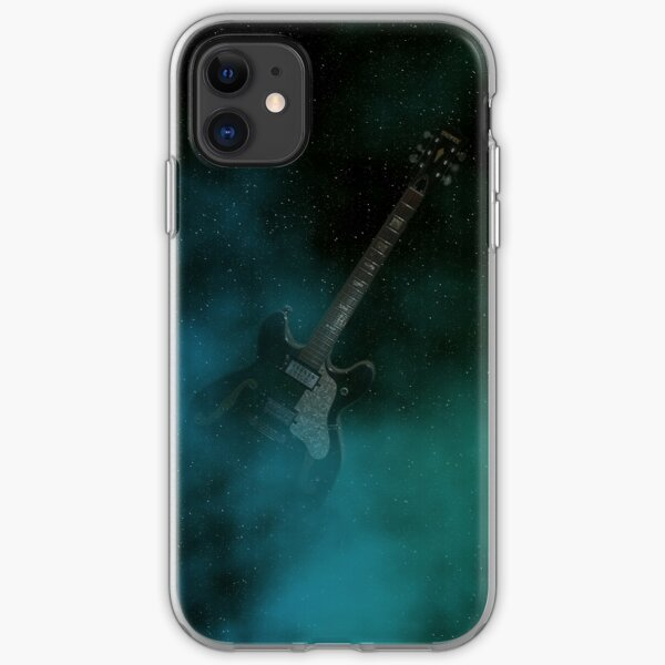 Coily Nebula iPhone Soft Case