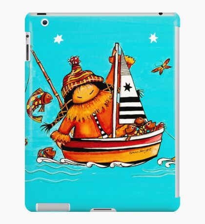 Catch of the Day iPad Case/Skin