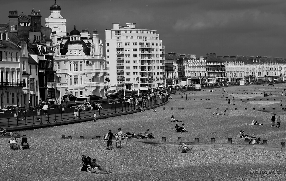 Brighton, United Kingdom by photogenic