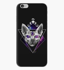 Cosmic Sphynx iPhone Case