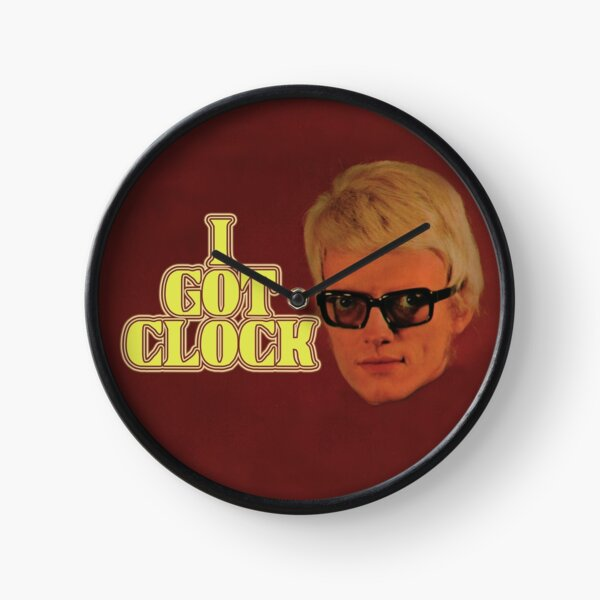 Dressed In Wires - Big Black Cock Of Death Clock