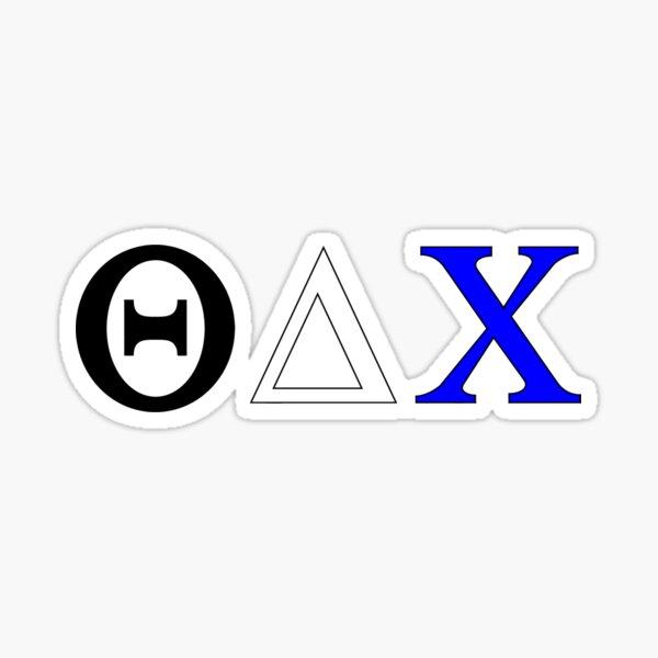 TDX Sticker