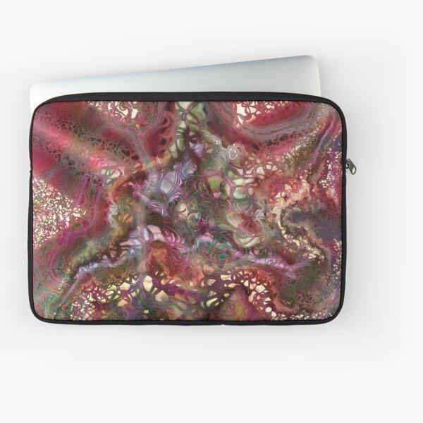 Alien Squiggles 1 Laptop Sleeve