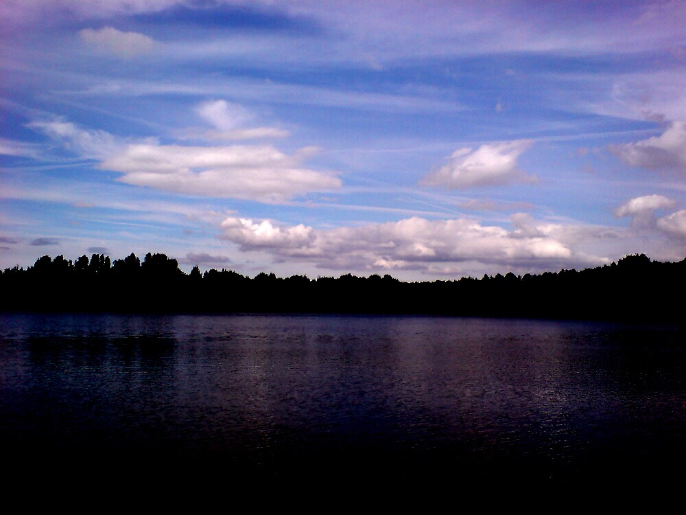 Lake by midnightshow