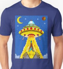 Blue Variant V Abduction T-Shirt