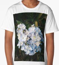 Flower Long T-Shirt