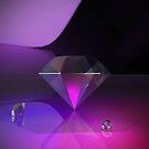 Diamond Purple by moondreamsmusic