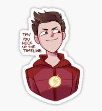 Barry Sticker