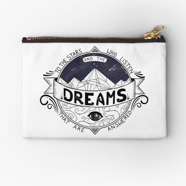 ACOMAF Inspired Zipper Pouch