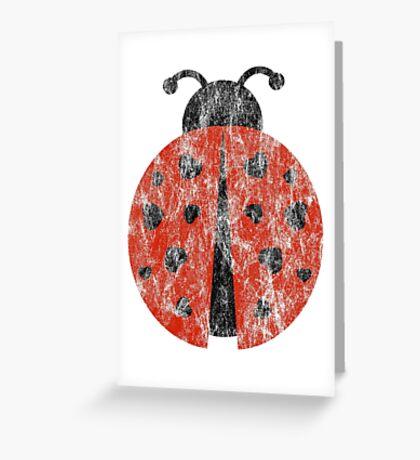 ladybug love. Greeting Card