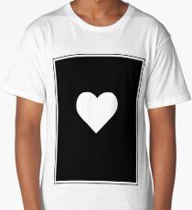Heartmoji Long T-Shirt
