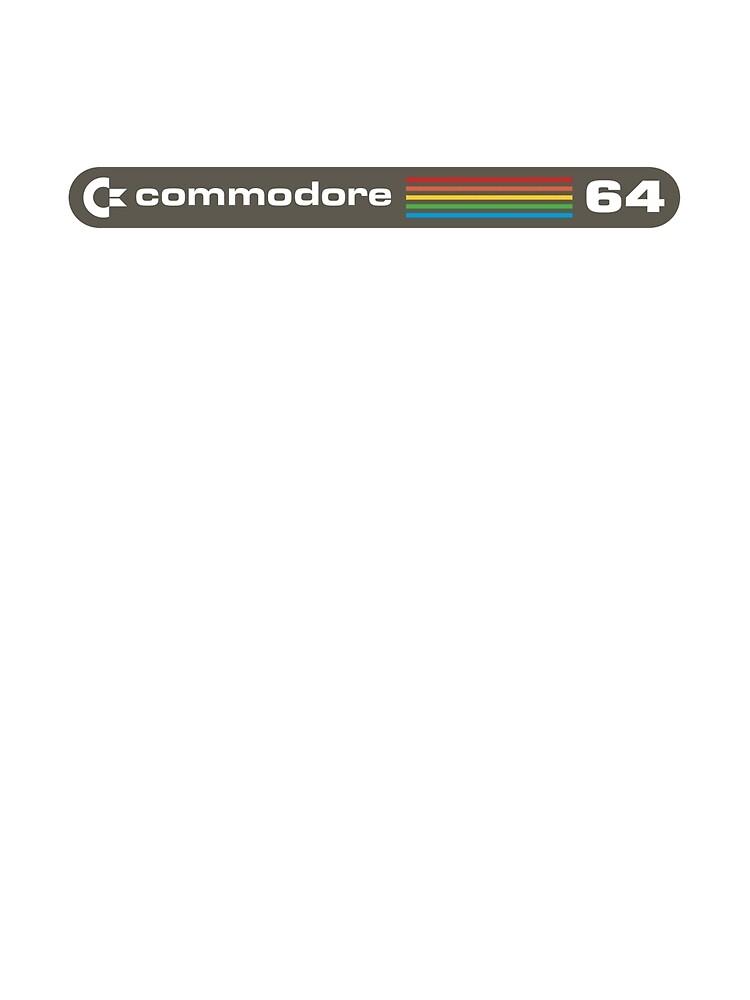 Commodore 64 by conradknight