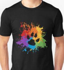 Paw Pride: Dark Unisex T-Shirt