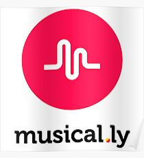 musical ly Poster