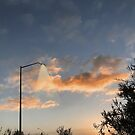 Early Morning in Suburbia by Rasendyll