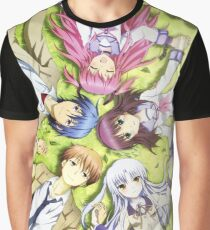 Angel Beats  Graphic T-Shirt