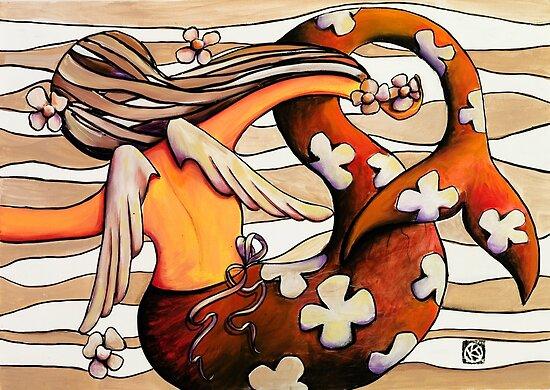 Ocean Angel by Karin Taylor