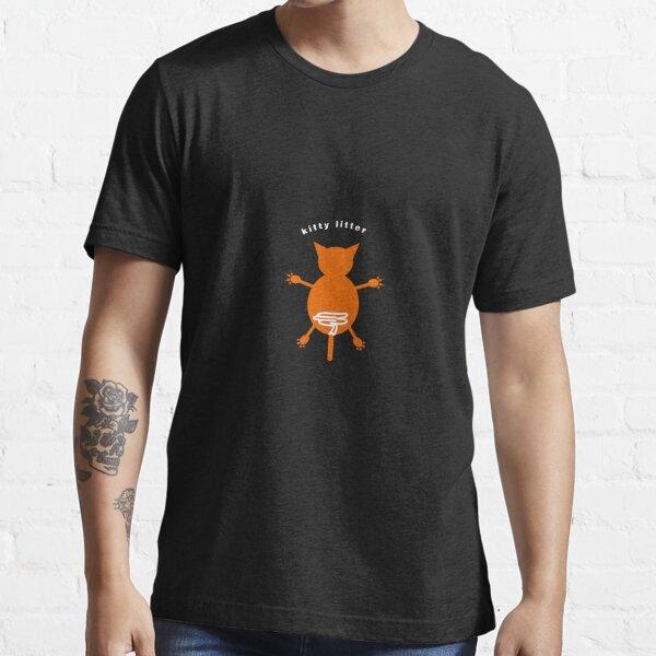 KITTY LITTER Essential T-Shirt