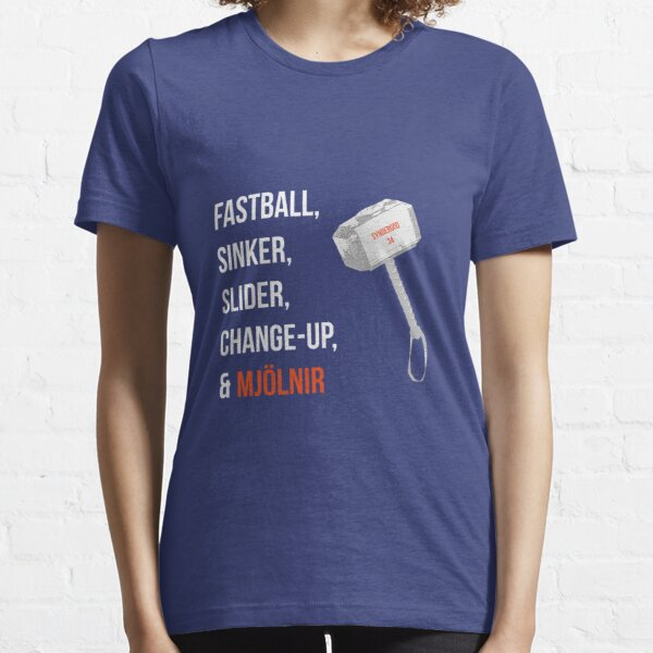Noah Syndergaard Pitches  Essential T-Shirt