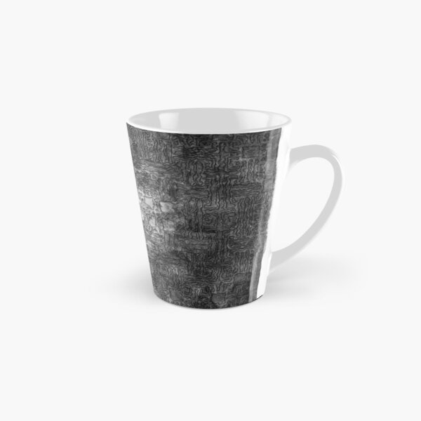 The Atlas of Dreams - Plate 36 (b&w) Tall Mug