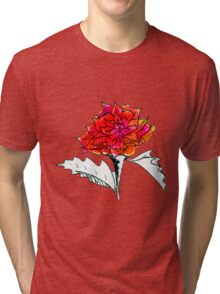 The Rose Tri-blend T-Shirt