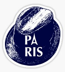 Hat of Paris Sticker