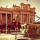 Old Melbourne Town by Rasendyll