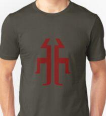 Titan (red) Unisex T-Shirt