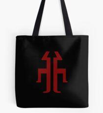 Titan (red) Tote Bag