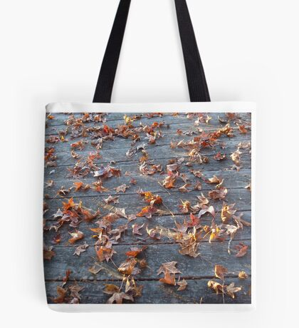 """This is why they call """"Autumn"""", """"Fall""""! Tote Bag"""