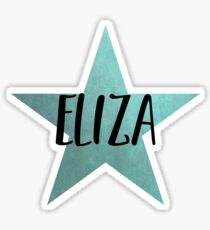 Eliza Star Sticker