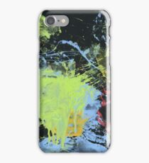 Martial Arts Painting iPhone Case/Skin