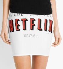 Netflix Hobby Mini Skirt