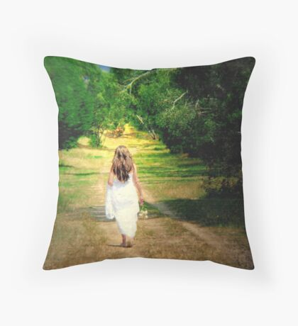 Journey... Throw Pillow