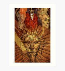 Defeat of Dagoth Ur Art Print